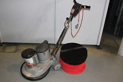 Hako Robotic Commercial RSP Suction Vacuum Polisher & Floor Scrubber - Used
