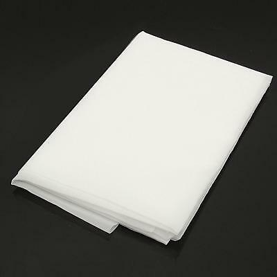 """US Stock 40"""" x 80"""" Nylon Filtration 120 Mesh Water Oil Industrial Filter Cloth"""