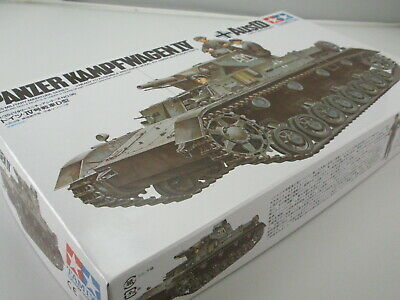 Tamiya 35096 1/35 German PanzerKampfWagen IV Ausrf.D Model Kit