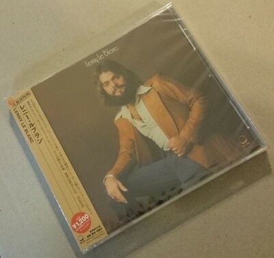 ◆Fs◆Lenny Leblanc「Lenny Leblanc」Japan Rare Sample Cd New◆Wpcr-14861