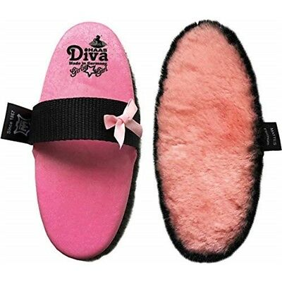 Haas Diva Girlie Girl Brush - Pink