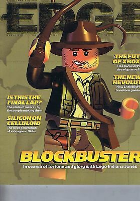 LEGO INDIANA JONES / XBOX 360	Edge Magazine	no.	186	Mar	2008