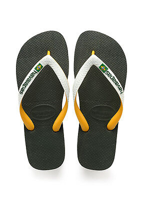 Havaianas Sandale BRASIL MIX OLIVE GREEN 2018