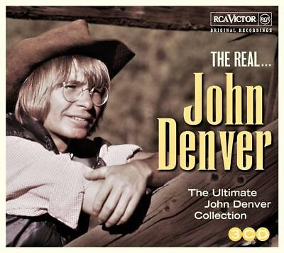 John Denver - The Real - The Ultimate Collection (New Sealed 3Cd)