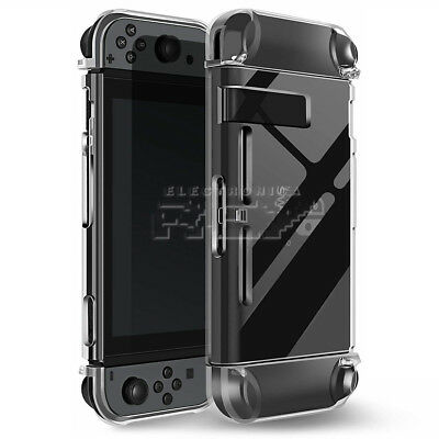 Carcasa Funda PC para NINTENDO SWITCH Ultrafina Protector Transparente n27