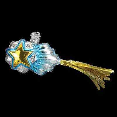 Shooting Star Glass Ornament Old World Christmas NEW IN BOX