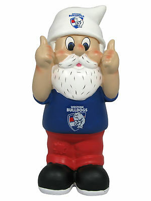 Western Bulldogs AFL Two Thumbs Up Garden Gnome