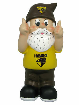Hawthorn Hawks AFL Two Thumbs Up Garden Gnome