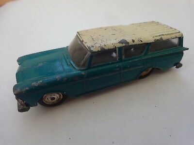 Vintage 60's Lone Star Toys No. 1471 Rambler Station Wagon Diecast Car Excellent