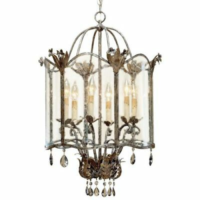 Currey and Company 9388 Zara Large Foyer Pendant