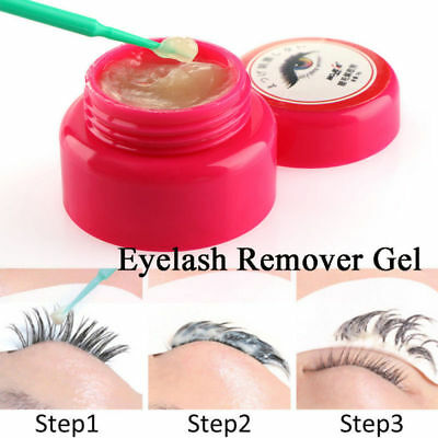 Eyelash Extension Remover Lash Glue Removing Adhesive Gel Cream Accessory Chic