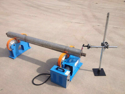 1 Ton heavy duty turning driver Pipe Tube Welding Rotary Roller Positioner frame