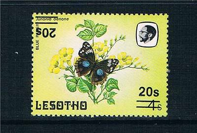Lesotho 1990 Unlisted Surcharge issue Error MNH