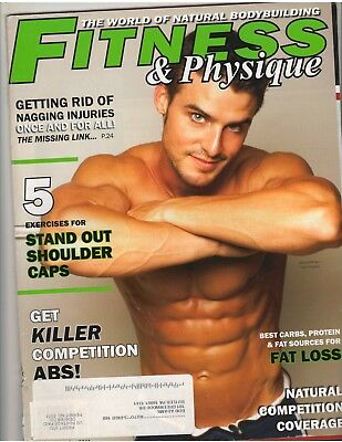 Fitness & Physique Bodybuilding Muscle Magazine/CORY GREGORY Summer 2011