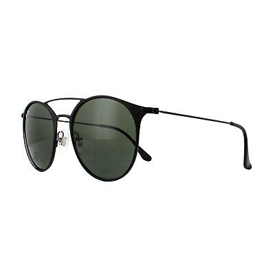 a2cf1dc327b RAY-BAN SUNGLASSES 3546 186 9A Black Green Polarized -  165.00 ...
