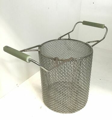 "Accurate Thermal Systems ATS1022 Sand Bath Stainless Basket 8.5x10"" Fits FTBLL12"