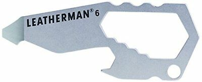 """Leatherman LTN6 """"By The Numbers"""" Keychain / Bottle Opener Pocket Tool"""