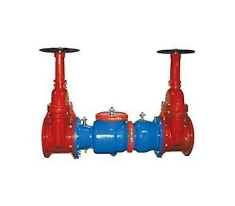 3-350 - Double Check Backflow Preventer