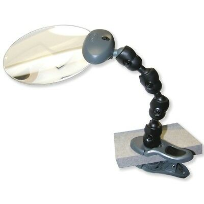 Carson Attach-a-mag Flexible Lighted Magnifier-