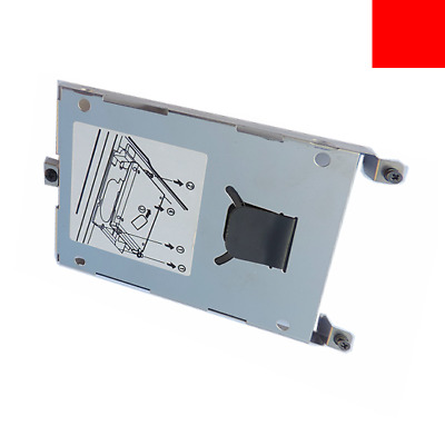 HDD HardDisk Driver Caddy Tray Bracket for HP ELITEBOOK 8760W 8770W + Screws