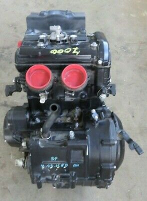 2012 Kawasaki Ninja 650 Engine Motor Only 4335kms (OPS7000)