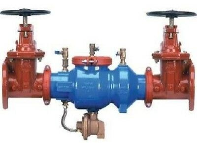 4-375Ast - Reduced Pressure Principle Backflow Preventer