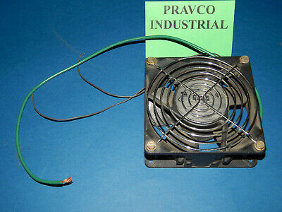 HOFFMAN A-PA4AXFN FAN Filter Assembly 115VAC USED - $19 99