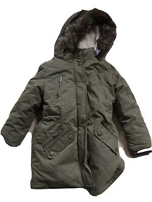 BARGAIN REDUCED DESIGNER  Pepe Jeans Coat Padded Age 8 Bnwt Rrp £89.99
