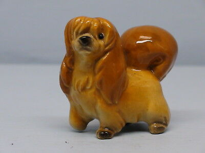 Rare Color Hagen Renaker Non Disney Dog Peg