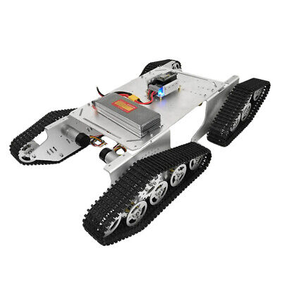 Tracked ESP8266 WIFI RC Car Tank Chassis Kit DC Motor For Arduino
