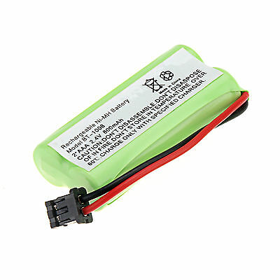 800mAh 2.4V Cordless Phone rechargeable Battery for Uniden BT-1021/CP515B