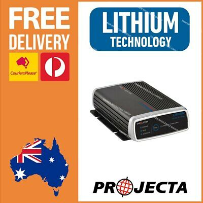Projecta Lithium IDC25L DC to DC Charger 12v Dual Battery & Solar MPPT Charger