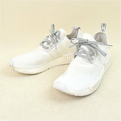 3df831c08 adidas NMD R1 Reflective White 3M sneakers Men s White 27.5cm
