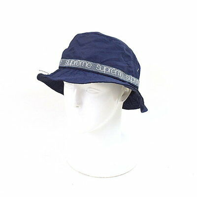 e402a280558 SUPREME LACOSTE VELOUR Crusher Bucket Hat Ss18 s m -  100.00