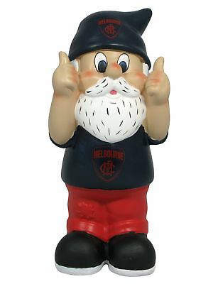 Melbourne Demons AFL Two Thumbs Up Garden Gnome