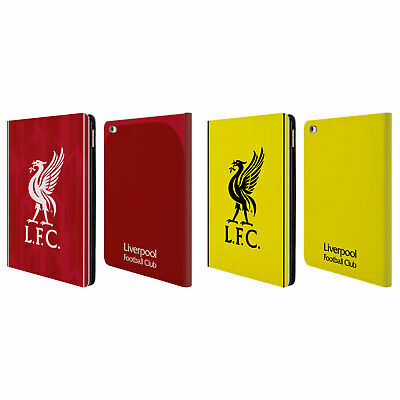OFFICIAL LIVERPOOL FOOTBALL CLUB 2018/19 KIT PU LEATHER BOOK CASE FOR APPLE iPAD