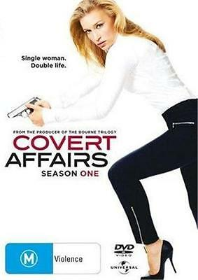 Covert Affairs Season 1 : New Dvd