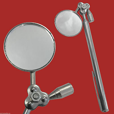 2 in 1 Telescopic Mirror and Magnet Inspection 450g 490mmØ30