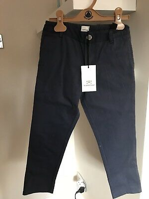 BARGAIN REDUCED DESIGNER NO ADDED SUGAR trousers Age 5/6 Girls Bnwt Rrp £61.99