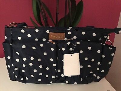 BARGAIN MAYORAL Changing Organiser Bag With Clutch Changer Bnwt