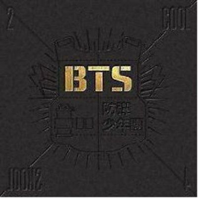 BTS 1st Single - 2 Cool 4 Skool (Korean Version)<Japan import>