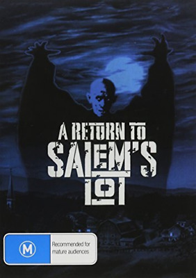 Return To Salem`s Lot / (Au...-Return To Salem`s Lot / (Aus Ntsc) Dvd New