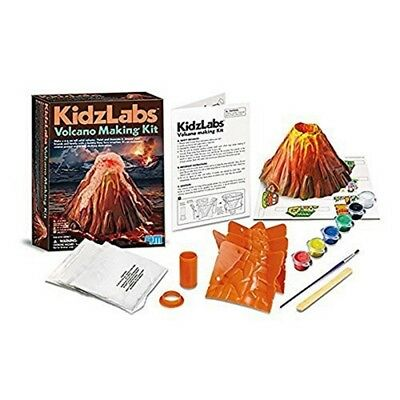 4m Kidzlabs Pour Paint And A Volcano - Making Science Kidz Labs Make Experiment