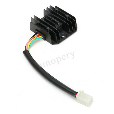 5 Wires Regulator Rectifier For Motorcycle 50cc 125cc Chinese Quad Scooter ATV