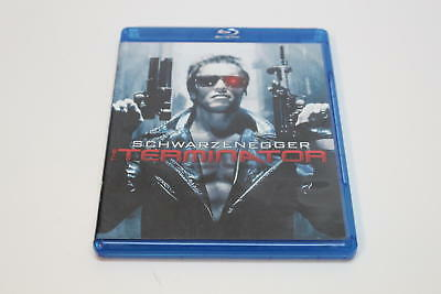 James Cameron's The Terminator (1984) blu-ray