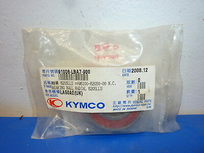 Kymco 91008-LBA7-900,Bearing,Lot of 1,NEW