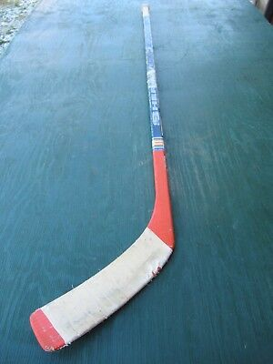 """Vintage Wooden 55"""" Long Hockey Stick SHER-WOOD PMPX 9950"""