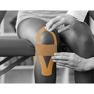 Premium Rigid Sports Strapping Tape Rolls with Woven Rayon Fabric
