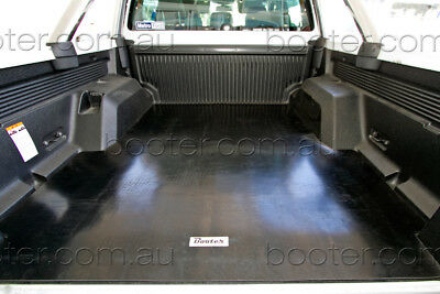 Ford Ranger PX-PU Dual Cab Rubber Ute Tray Mat (mat fits inside ute liner)