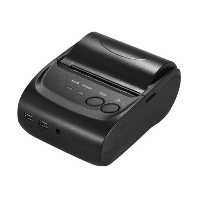 High Speed 58mm Bluetooth Wireless Receipt POS Thermal Printer  POS-5802LN D5I6